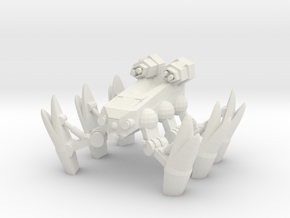 Bug Mech in White Strong & Flexible