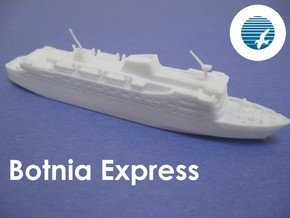 MS Botnia Express (1:1200) in White Strong & Flexible