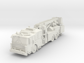 ~1/64 FDNY Seagrave Marauder II Tower in White Strong & Flexible
