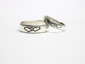 My Awesome Ring Design Ring Size 7.25 in 14k White Gold