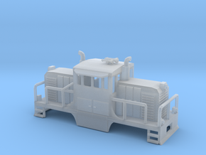 GE 44 Ton in Frosted Extreme Detail