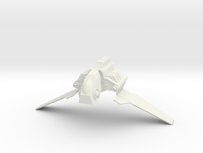 Nu Shuttle 1/1400 in White Strong & Flexible
