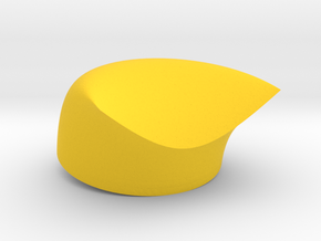 Non-Existent Noodle in Yellow Strong & Flexible Polished