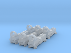 1:6 Reflex Sight V3 X6 in Frosted Ultra Detail