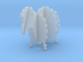 Wooden Sheep B 1:48 in Frosted Ultra Detail
