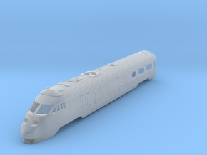 Korail Saemaeul Class Locomotive ����� in Frosted Extreme Detail