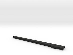 Dimming Screen Post Left hand side in Black Strong & Flexible
