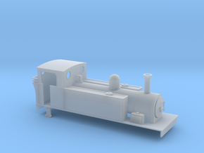 Nn3 T&D Kerr Stuart 2-6-0T in Frosted Extreme Detail