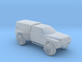 Military Dodge Ram in Frosted Ultra Detail