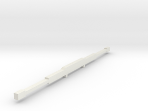 1/64 Light bar for New Holland and other 4wd tract in White Strong & Flexible