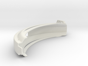e-Twow Sparepart 01 in White Strong & Flexible