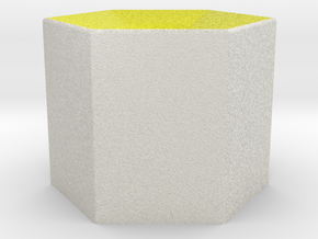 LuminOrb 1.7 - Column Stand in Full Color Sandstone