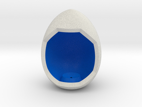 LuminOrb 2.8 - Egg Stand in Full Color Sandstone
