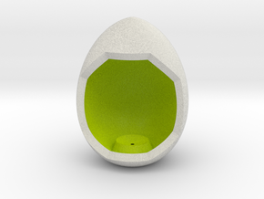 LuminOrb 2.7 - Egg Stand in Full Color Sandstone