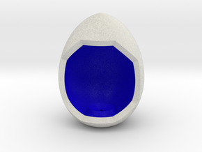 LuminOrb 1.3 - Egg Stand in Full Color Sandstone