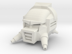 Strika Head for TF CW Rook in White Strong & Flexible