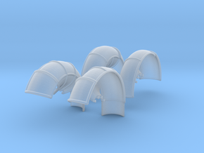 10A-LRV - Fenders in Frosted Ultra Detail