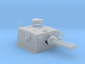 SPG Turret Laser Small --- Downloadable in Frosted Ultra Detail