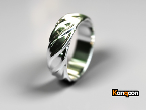 Ringo - Ring - US 9 - 19mm in Polished Silver