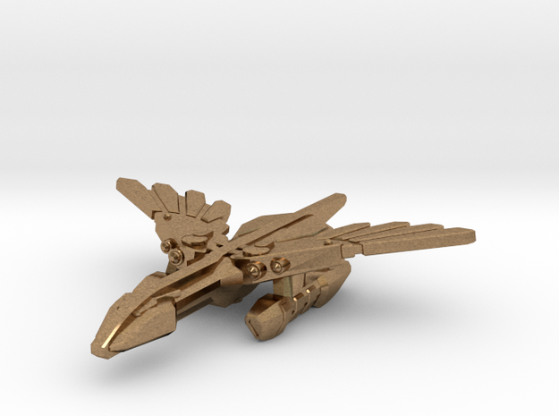 Murustan Basilisk class Destroyer 3d printed