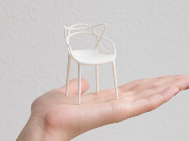 Masters Chair Miniature 1:12