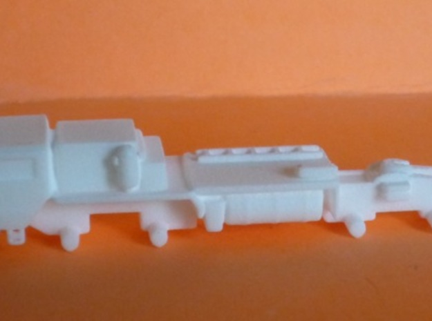 1/144 Hemtt M983 Tractor 3d printed