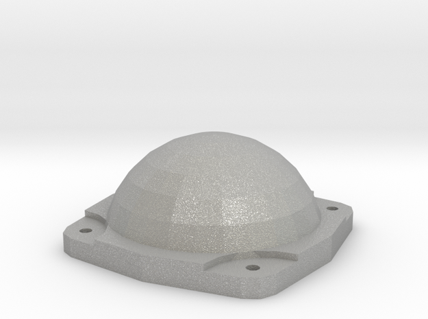 1/6 Panzer III Fan Belt Cover (PZ3007) 3d printed