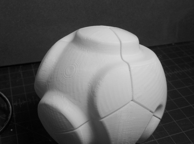 NSphere Thick (tile type:3) 3d printed