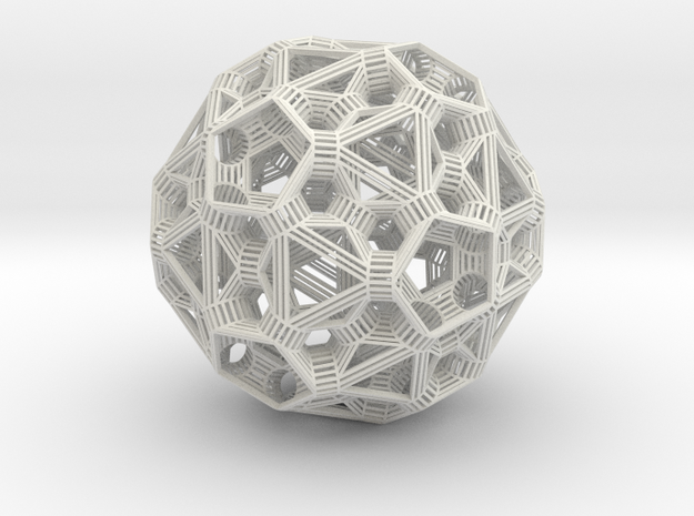 Sphere 6 3d printed