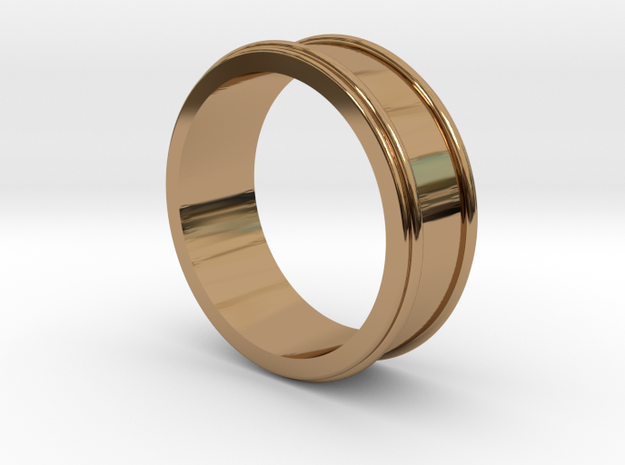 Customizable Ring_01 3d printed