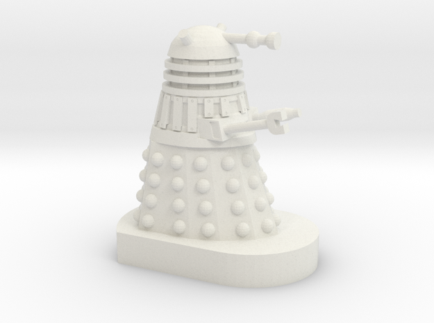 Dalek Mini [Cushing Movie Style] 30mm scale