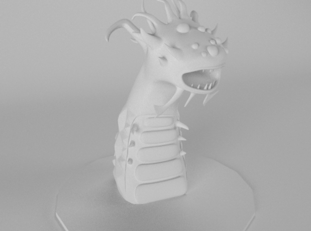 Baron Nashor (League of Legends) (LoL) 3d printed