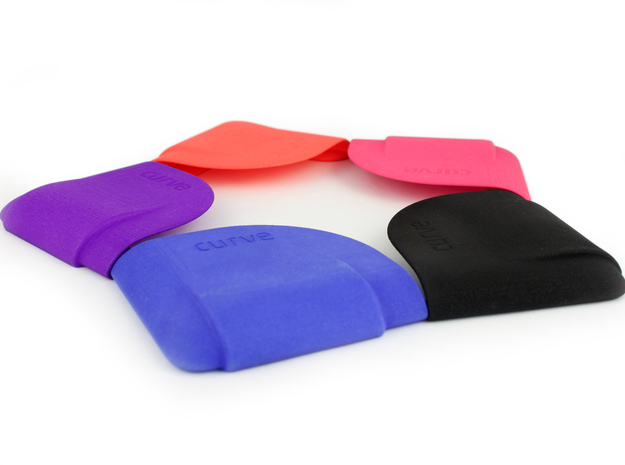 SoundScoop 3d printed Available in a range of colours to suit your own personal style.