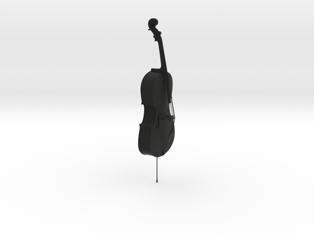 Cello 3d printed