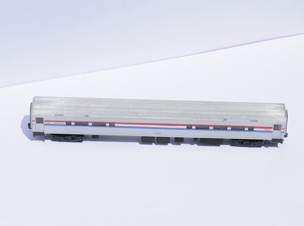 Amtrak Horizon Cafe V1 Doors 3d printed The other side