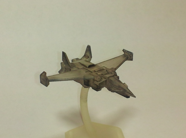 Mecha- Blitz LAM AeroFighter (1/285th) 3d printed