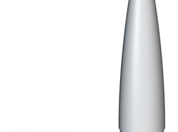 Classic estes-style nose cone BNC-5AX replacement 3d printed