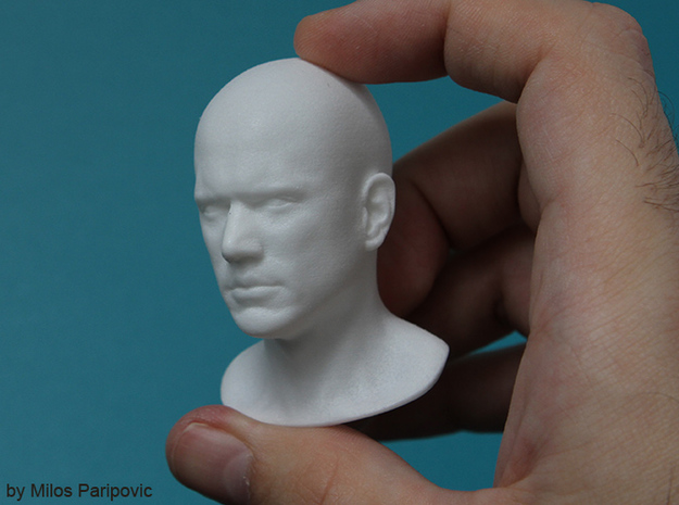 Wentworth 3d printed