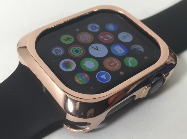 Apple Watch Metal Bumper 42mm 3d printed