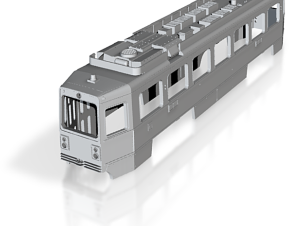 S Scale 1:64 Kawasaki LRV Body Shell 3d printed
