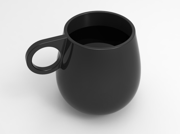 Coffee Mug 3d printed