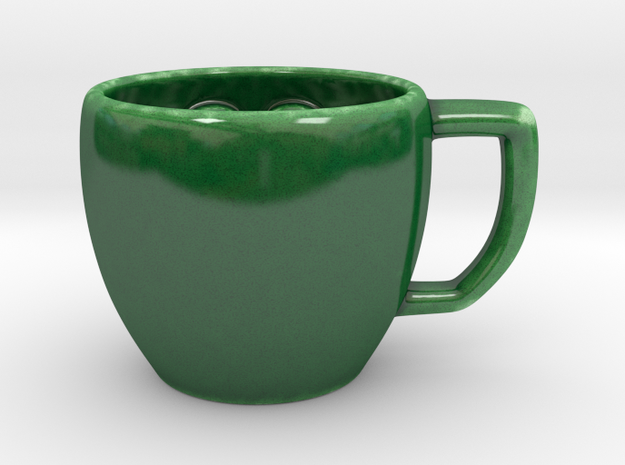 Carnivorous Coffee Cup - Iteration 2.0