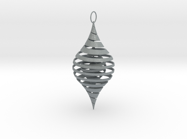 CounterSpiral Ornament