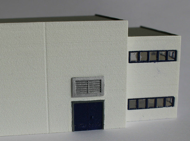 N Scale Vents 10pc