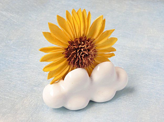 Palm-sized Cloud Vase 3
