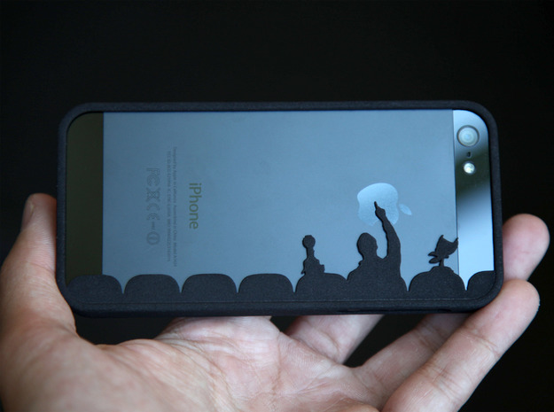 Mystery Science Theater 3000 iPhone 5 / 5s Case 3d printed