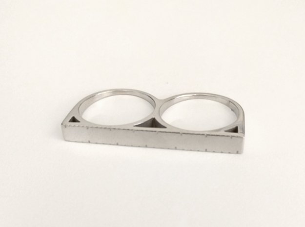 "1 1/2"" Ruler Ring Size 8"