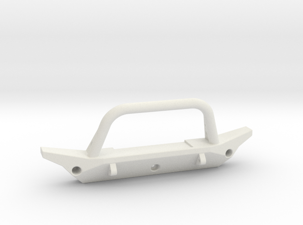 1/10 Scale Jeep front bumper