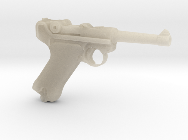 Luger 1/4th Scale