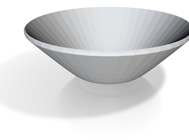 pasta and serving bowl 3d printed